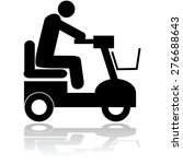 icon illustration showing a...   Shutterstock .eps vector #276688643