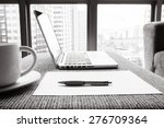 office setting.  | Shutterstock . vector #276709364