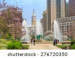 Swann Memorial Fountain With...