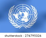 flag of un | Shutterstock .eps vector #276795326