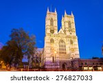 Westminster Abbey In The...