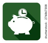 green square time saving  time...