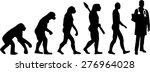doctor evolution   Shutterstock .eps vector #276964028