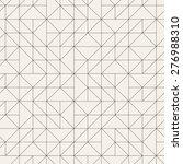 vector seamless pattern. modern ... | Shutterstock .eps vector #276988310