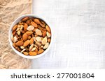 mixed nuts | Shutterstock . vector #277001804