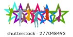 stars we are | Shutterstock .eps vector #277048493