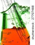 chemical test tube . chemical... | Shutterstock . vector #27707488
