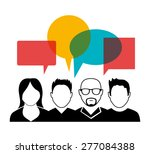 business design over white... | Shutterstock .eps vector #277084388