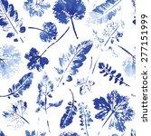 crazy beautiful watercolor...   Shutterstock .eps vector #277151999