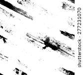 vector seamless pattern . dirty ... | Shutterstock .eps vector #277231070