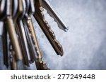 A Bunch Of Old Worn Keys...