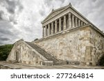 image of the walhalla  germany... | Shutterstock . vector #277264814