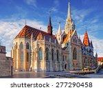 Budapest    Mathias Church At...