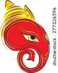 lord ganesha | Shutterstock .eps vector #277326596