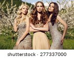 fashion outdoor photo of... | Shutterstock . vector #277337000