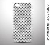 smartphone cover back wallpaper ...   Shutterstock .eps vector #277376870