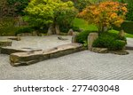 Formal Japanese Garden In...