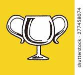 doodle prize | Shutterstock .eps vector #277458074