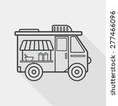 transportation vendor carts... | Shutterstock .eps vector #277466096