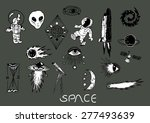 space | Shutterstock .eps vector #277493639