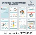 big set of info graphics... | Shutterstock .eps vector #277534580