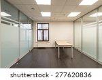 modern office room renovated... | Shutterstock . vector #277620836
