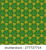 chrysotile asbestos  crystal... | Shutterstock . vector #277727714