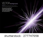 vector illustration of abstract ... | Shutterstock .eps vector #277747058