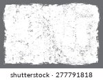 grunge texture. grunge... | Shutterstock .eps vector #277791818