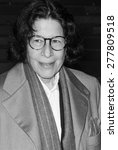 Small photo of NEW YORK, NY - APRIL 14, 2015: Author Fran Lebowitz attends the 2015 Tribeca Film Festival - Vanity Fair Party at State Supreme Courthouse