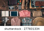 Hipster Vintage Accessories An...