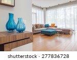 interior of living room | Shutterstock . vector #277836728
