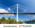 The New Cable Bridge Of...