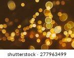 festive christmas background....   Shutterstock . vector #277963499