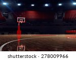 basketball court. sport arena.... | Shutterstock . vector #278009966