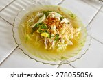 soto  one of traditional... | Shutterstock . vector #278055056
