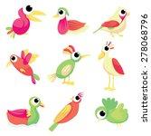 a vector illustration... | Shutterstock .eps vector #278068796