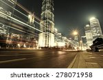 shanghai lujiazui finance and... | Shutterstock . vector #278071958
