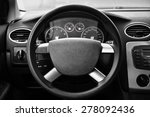vehicle interior. | Shutterstock . vector #278092436