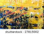 abstract background drawn by... | Shutterstock . vector #27815002