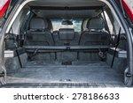 trunk car | Shutterstock . vector #278186633