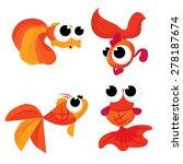 a cartoon vector illustration... | Shutterstock .eps vector #278187674