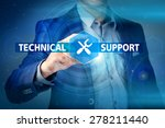 business  technology  internet... | Shutterstock . vector #278211440