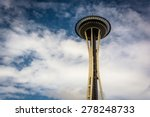 The Space Needle  In Seattle ...