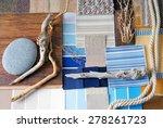 interior design color and ... | Shutterstock . vector #278261723