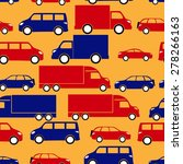 seamless pattern with colorful... | Shutterstock .eps vector #278266163