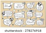 comic speech bubble   icon   Shutterstock .eps vector #278276918