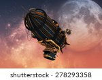 3d computer graphics of a... | Shutterstock . vector #278293358