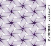 purple line graphic pattern... | Shutterstock .eps vector #278311049