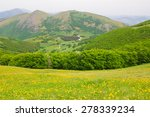 photo of valsorda mountain in... | Shutterstock . vector #278339234